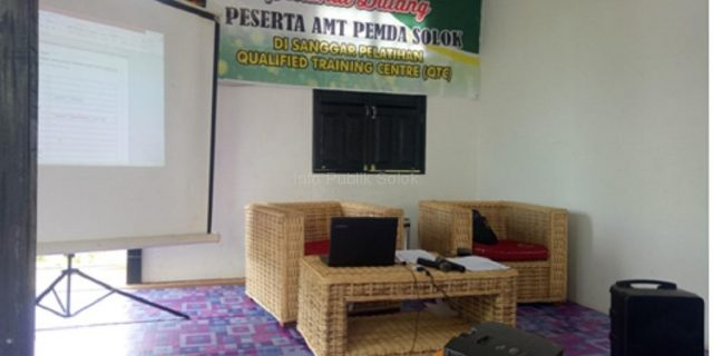 Pelatihan Achievement Motivation Training (AMT) Pemda Kota Solok